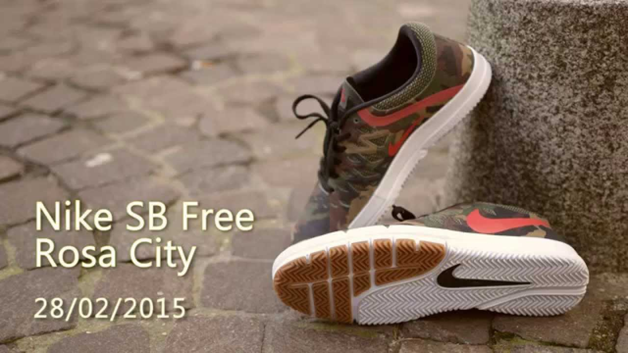 new product d9975 6c728 Release NIKE SB quickstrike free rose city BUD LTD shop Rouen samedi 28  février 2015 10H