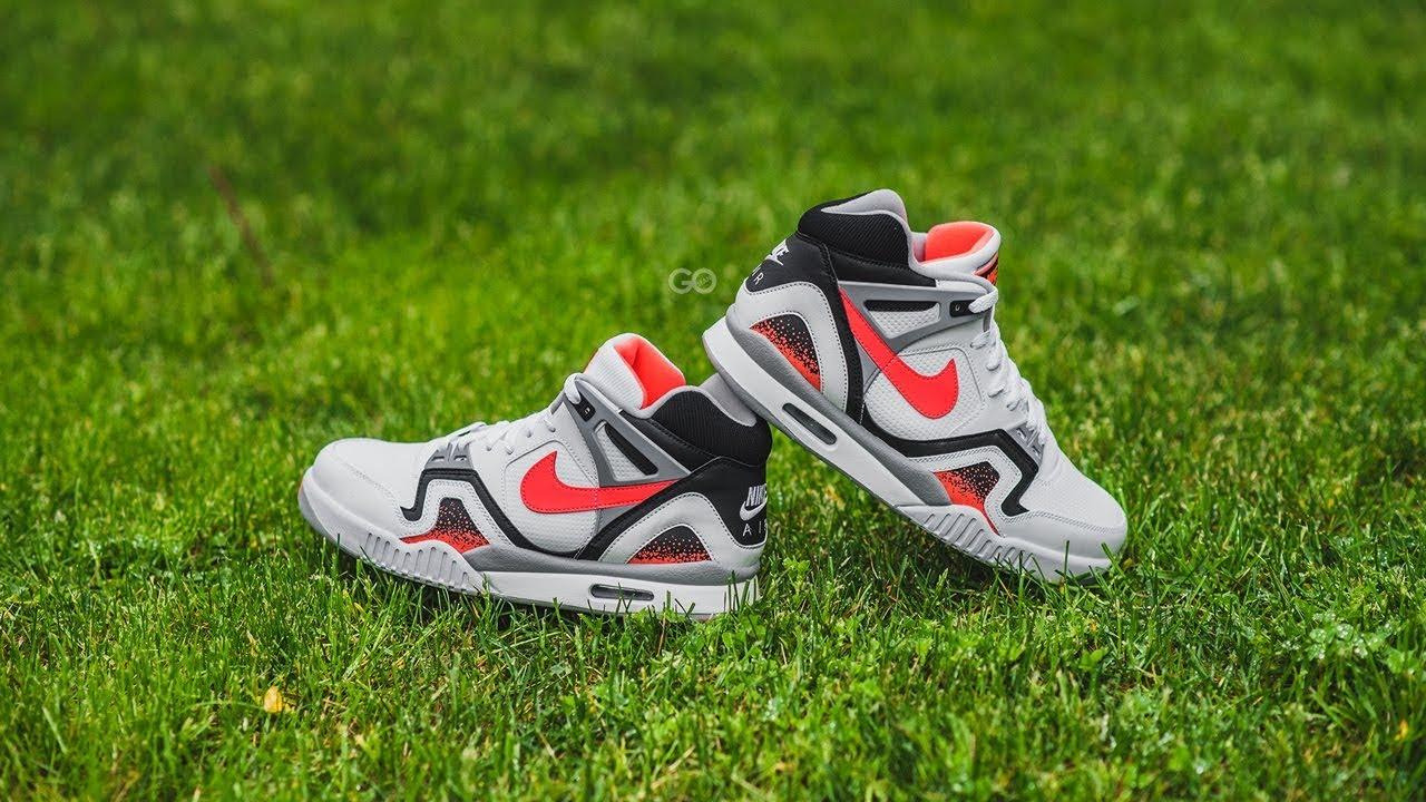 "Nike Air Tech Challenge II QS ""Hot Lava"