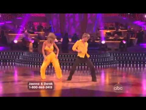 Joanna Krupa & Derek Hough - Salsa