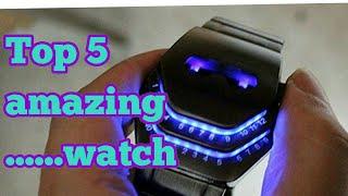 5 amazing watch Gadget
