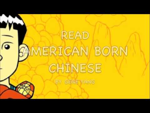 American born chinese book report