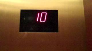 Otis Traction Elevator @ The Alliance Residental Company Phoenix, Az