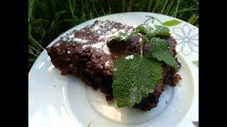 Мега шоколадный торт за 20 минут! Очень простой рецепт!
