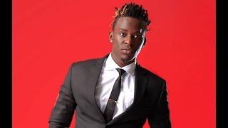 MPASHO TV: Willy Paul beats up girlfriend like a burukenge as neighbours watch