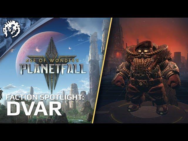 Age of Wonders: Planetfall (видео)
