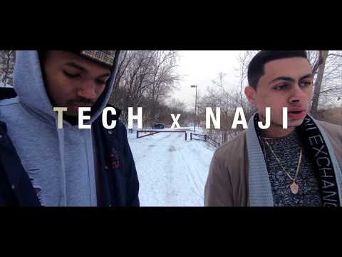 Tech x Naji  -  Motions (Official Music Video)