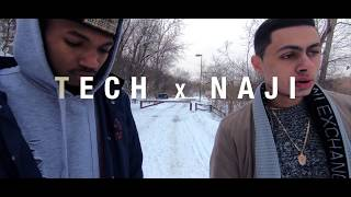 Tech x Naji  -  Motions (Official Music Video)