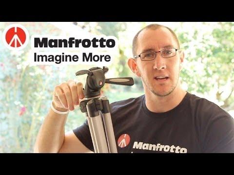Manfrotto MK394-H Aluminum Tripod Review (Photo/Video)