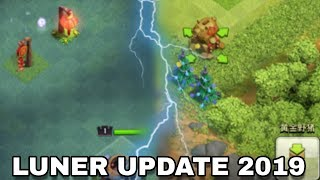 COC LUNAR NEW YEAR 2019 UPDATE INFO - NEW EVENT, TON OF SHOP OFFER, NEW OBSTACLES IN CLASH OF CLANS