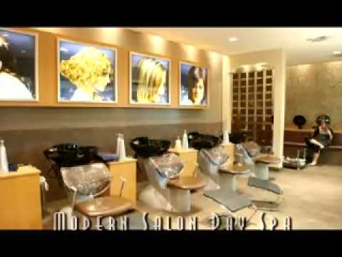 Modern Salon Day Spa - Houston, TX - YouTube