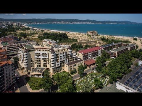 Club Calimera Imperial Resort Sunny Beach restaurant 2016