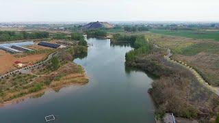Conservation efforts transform Hebei's coal mining area into urban oasis