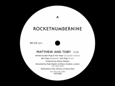 rocketnumbernine: matthew and toby (four tet remix)