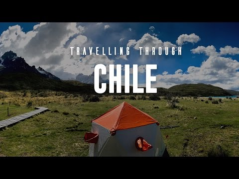 Travelling through CHILE 2016 | FULL HD | GoPro and Feiyu Tech