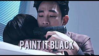 Paint it black | Multifandom