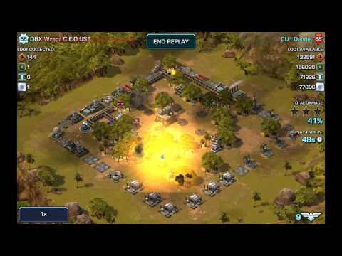 EMPIRES & ALLIES - #1 DRONE ATTACKS ON TOP 10 LIST