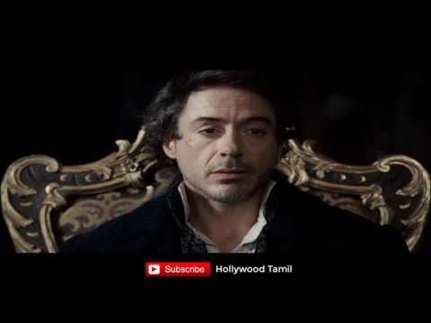[தமிழ்] Sherlock Holmes Best Dedective Scene-1 In Tamil | Super Scene | HD 720p