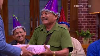 The Best Of Ini Talkshow So Sweet Pak RT Kasih Kado Spesial Buat Andre
