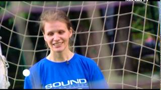 """""""Специальный репортаж"""": Женский футбол"""