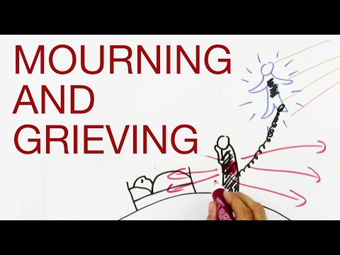 MOURNING and GRIEVING explained by Hans Wilhelm