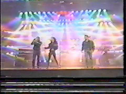 Dead or Alive Japan TV 1985 to 1990