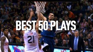 Best 50 Plays October and November: 2016-2017 NBA Season