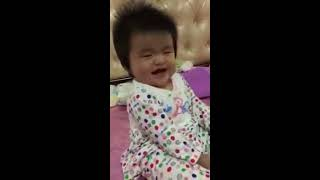 Listen Baby Laughing Loudly 2017😜😍