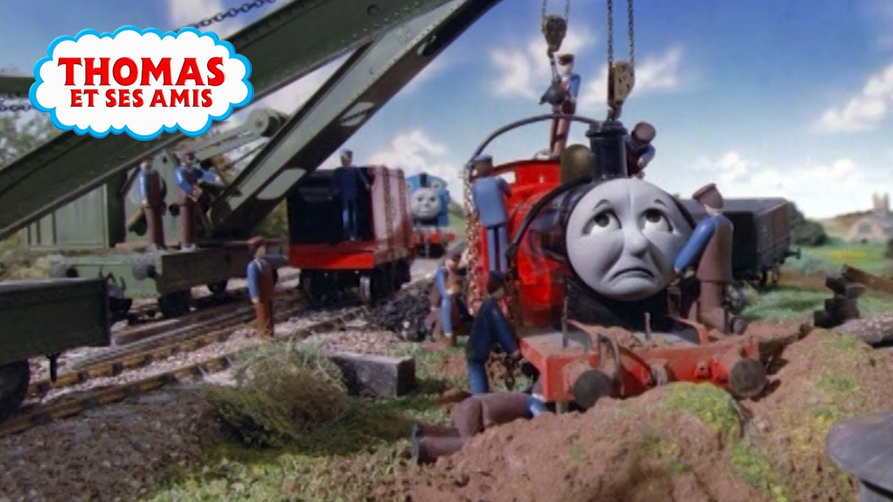 Thomas et le train en panne thomas et ses amis youtube - Train thomas et ses amis ...