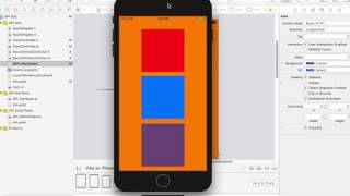 Auto Layout Tutorial in Xcode