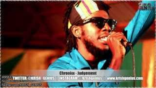 Chronixx - Judgement [Asphalt Riddim] Feb 2013