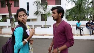 chedchad marathi short film, छेडछाड...