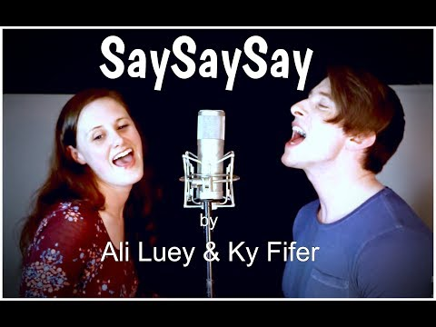 Say Say Say (Paul McCartney & Michael Jackson Cover by Ky Fifer & Ali Luey)