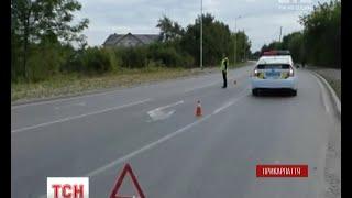 В Івано-Франківську патрульні поліцейські збили 78-річного велосипедиста(, 2016-08-30T17:35:59.000Z)