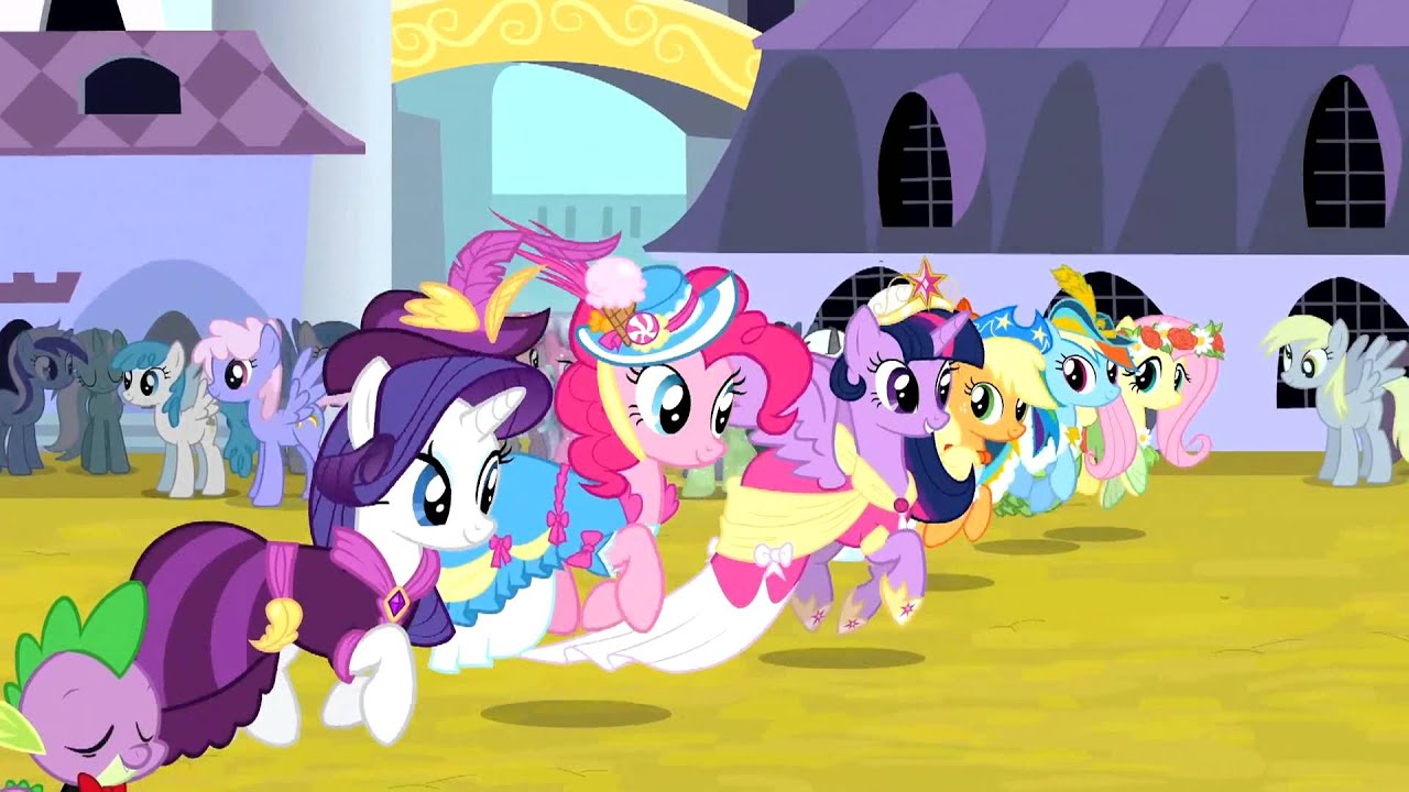 My Little Pony: Friendship Is