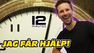 POLISENS DOTTER HJÄLPER MIG! - 12 MINUTER  #8