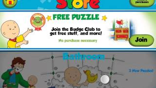 Caillou Puzzle Cheats Free Episodes for iPhone