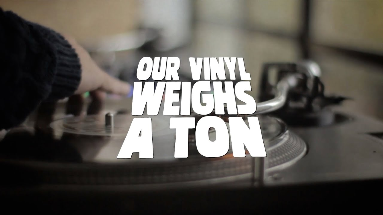 Our Vinyl Weighs A Ton Official Theatrical Trailer Hd