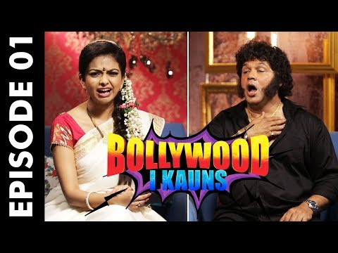 Suresh Menon's MAD Spoof on Khoka AKA Ranjeet - Bollywood I Kauns - Comedy One