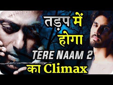Salman Khan Tere Naam 2 Climax in Ahan Shetty Upcoming Movie Tadap