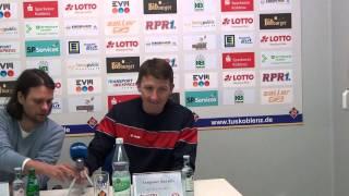 Pressekonferenz TuS Koblenz - SC Pfullendorf