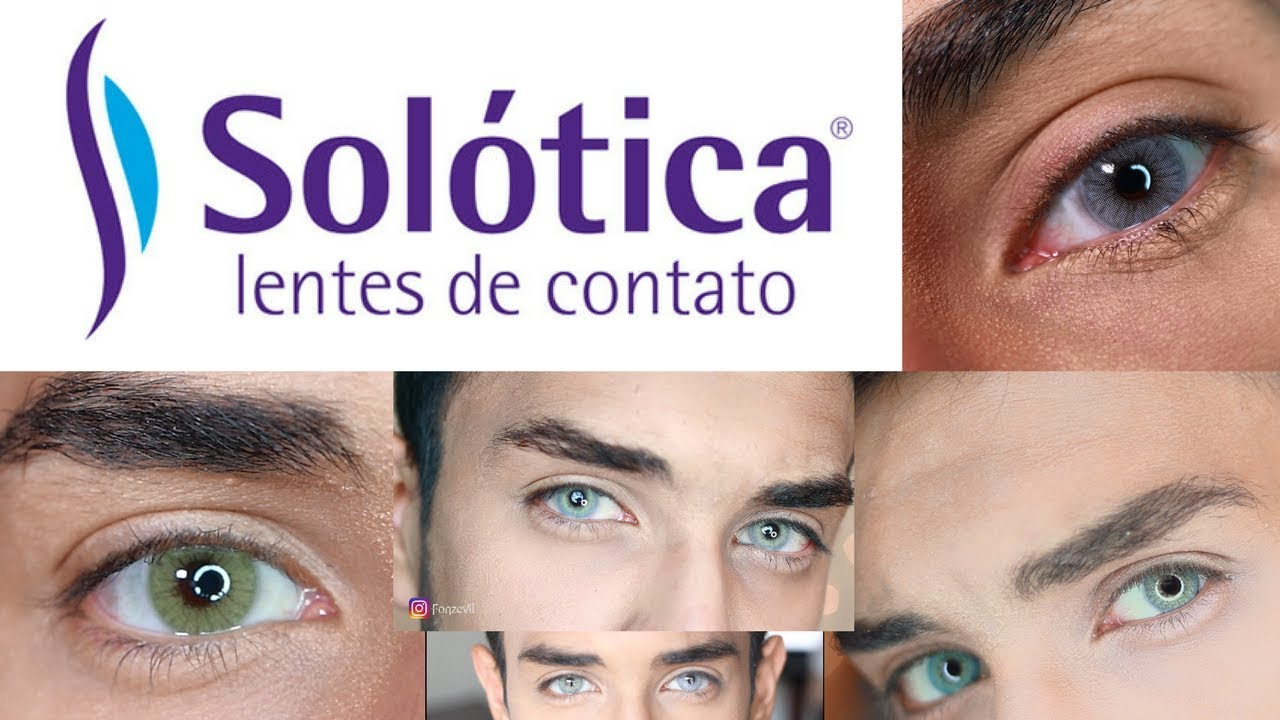 893fa81a93 Lentes de Contacto | Solotica Hidrocor | Natural Colors - YouTube