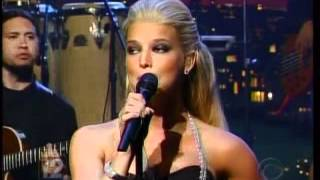 Jessica Simpson   Angels Live At Letterman 08 06 04