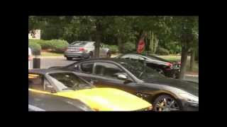 Cars and Caffe at Maserati of Bergen County - July 20th, 2014