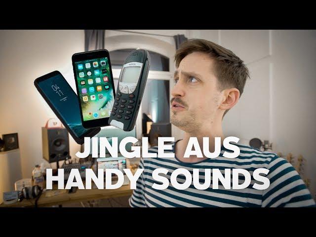 Einen Jingle aus Handy Sounds bauen (Game of Phones) | Wie geht eigentlich ...?