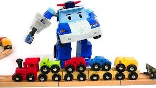 Машинки Робокар Поли. Видео про машинки все серии подряд