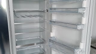 встраиваемый холодильник Bosch KIR 81VS20 обзор