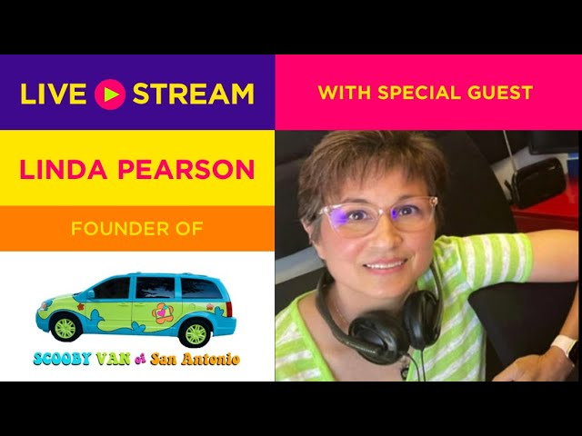 !! FREE Animal Encounter LIVE-STREAM featuring Linda from SA Scooby Van! 🚌