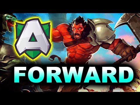 ALLIANCE vs FORWARD - AMD SAPPHIRE DOTA PIT Minor 2019 DOTA 2