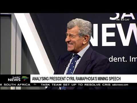 Unpacking Pres Ramaphosa's Mining Indaba Address