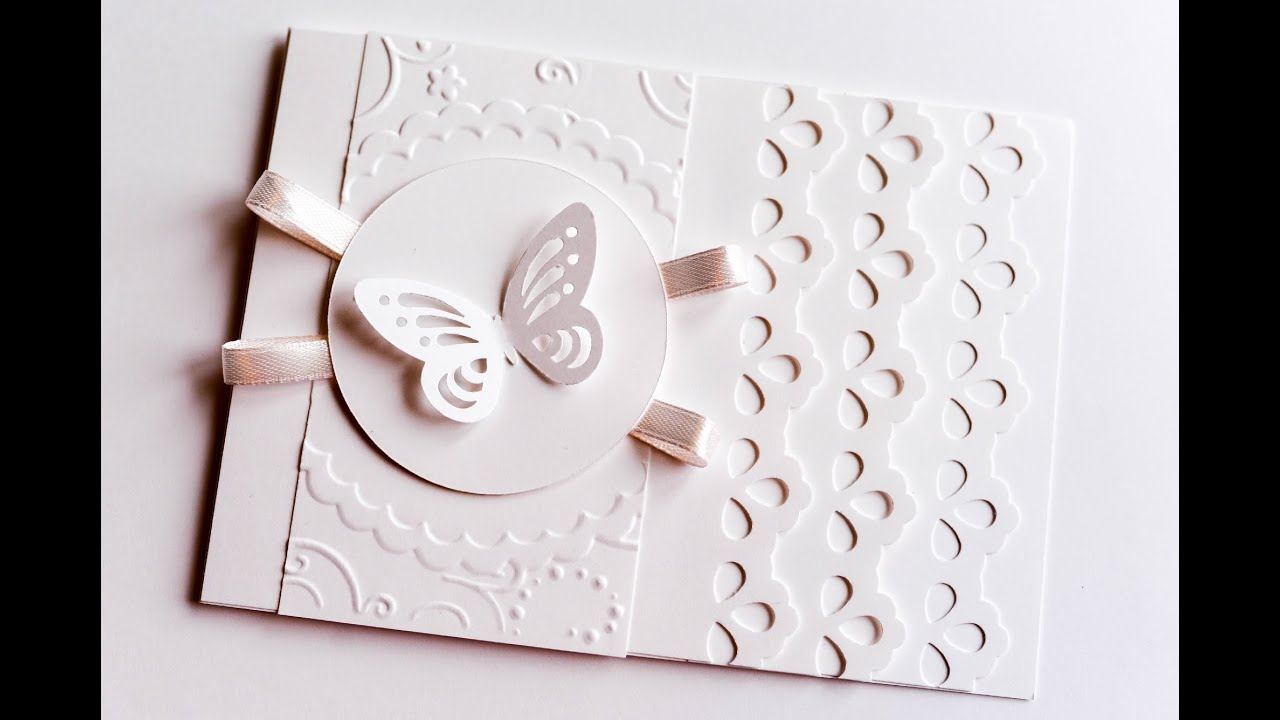 How to make wedding first communion greeting card step by step how to make wedding first communion greeting card step by step kartka lubna komunijna youtube kristyandbryce Choice Image